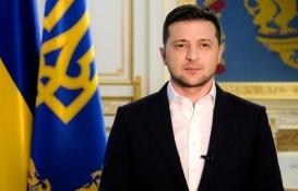 Ukrayna Devlet Başkanı Zelenskiy'den Türk inşaat firmasına teşekkür!