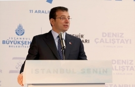 Ekrem İmamoğlu: Kanal İstanbul için beni bir kişi ikna edemez!