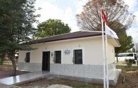 Kepez'de anahtar teslimi muhtar evi!