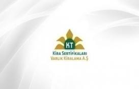 KT Kira Sertifikaları Varlık Kiralama 300 milyon TL'lik kira sertifikası sattı!
