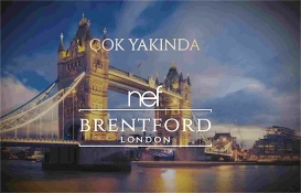 Nef Brentford London geliyor!