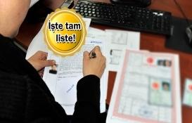 Tapu işlemleri için gerekli belgeler nelerdir?