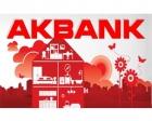 Akbank konut kredisi faiz oranlarını yüzde 0,99'a indirdi!