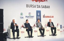 Bursa'da kentsel dönüşüm sorunu çözülecek!