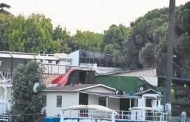 İzmir Kültürpark'taki işletmeler tahliye edilecek!