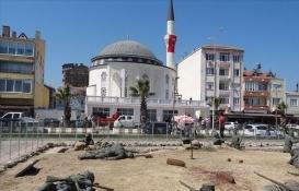 Eceabat Şehitler Camisi ibadete açıldı!