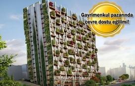 Türkiye dünyada en çok yeşil bina sertifikası alan 6'ıncı ülke!