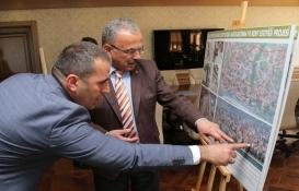 Ordu Taşbaşı'ndaki tarihi evler restore ediliyor!