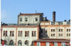 Bomonti Bira Fabrikası'nın binaları Diyanet'e devredildi!