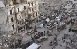 İran, Suriye'de 30 bin konut inşa edecek!
