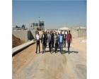 Karaman'da inşaatı devam eden projeler incelendi!