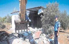 Antalya'da 260 kaçak yapı daha yıkılacak!
