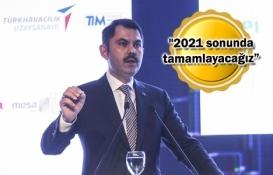 Murat Kurum: İstanbul Finans Merkezi'nin inşaatını hızlandırdık!