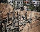 Gazze'nin yeniden imarı sürüyor!