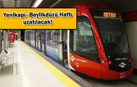 Büyükçekmece'ye metro müjdesi!
