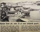 1972 yılında Haliç'te üçüncü köprüye gerek yokmuş!