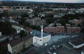 Almanya Aachen Yunus Emre Camisi ve meydanı açıldı!
