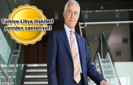 Türk müteahhitlerin efsana pazarı Libya geri dönüyor!