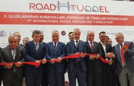 3. Uluslararası Karayolları Köprüler ve Tüneller İhtisas Fuarı açıldı!