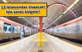 Dudullu-Bostancı Metro Hattı nereden geçecek?