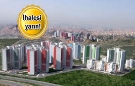 TOKİ'den Ankara Yakacık'a 479 yeni konut geliyor!