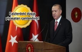 Cumhurbaşkanı Erdoğan: Konut satışları patladı!