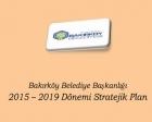 Bakırköy Belediyesi 2015-2019 Stratejik Planı yayınlandı!