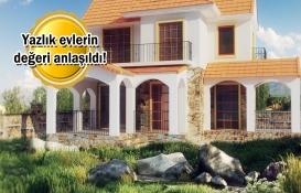 Türkiye'nin en değerli tatil yerlerinde ev fiyatları arttı!