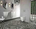 Bien ile siyah-beyaz özel banyolar!