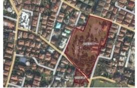 Yeşilköy'deki askeri alanın imar planına itiraz!