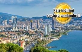 İzmir'de konut satışları yüzde 30 arttı!