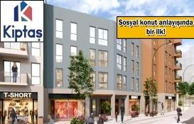 KİPTAŞ Tuzla Meydan Evler'in inşaatında son durum!