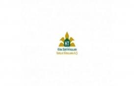 KT Kira Sertfikaları Varlık Kiralama'dan 200 milyon TL'lik kira sertifikası kupon ödemesi!