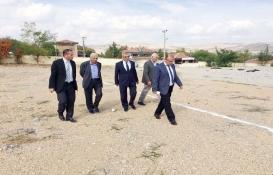 Kırıkkale Keskin Öğretmenevi'nin inşaatı başladı!