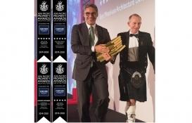iki design group, Asia Pacific Property Awards'ta 4 ödül kazandı!