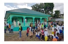 Moribah Dukuly'nin cami hayali, okul ve yetimhane projesine vesile oldu!
