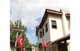 Çanakkale Atatürk Evi Müzesi hizmete açıldı!