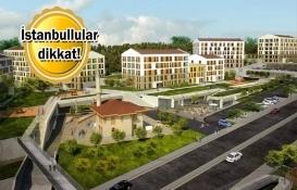 TOKİ'den Kağıthane'ye 300 yeni konut geliyor!
