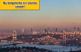İstanbul'un en değerli mahalleleri belli oldu!