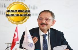 Mehmet Özhaseki: İnşaat ağırlıklı değil insana dokunan projeler yapacağım!