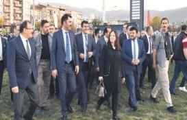 Soğanlı Millet Bahçesi Türkiye'nin en özgün millet bahçesi olacak!