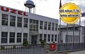 Uzel Makine'nin fabrikası yeniden satışa çıkacak!