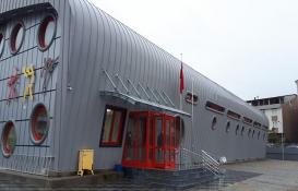 Derince İHL Spor Salonu tamamlanıyor!