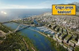 Kanal İstanbul'un ilk ihalesi bugün!