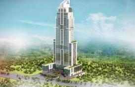 Aris Grand Tower 2+1 daireler yüzde 30 indirimli!