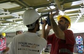 TİKA gönüllüleri Makedonya'da restorasyon çalışmalarına katıldı!