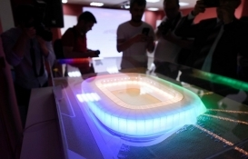 Kosova'nın yeni stadyumuna Tabanlıoğlu Mimarlık imzası!