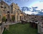 Dünyanın en iyi tarihi oteli Kapadokya'da!