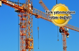 Türk inşaat şirketlerinin yeni hedef pazarı Avrupa ve Orta Asya oldu!