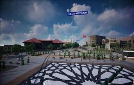 Ulus Meydanı Projesi 2019'da tamamlanacak!